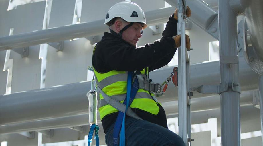 Height Safety And Fall Arrest Systems Application