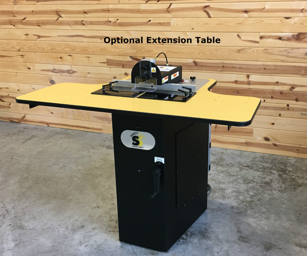 Extension Table Spm301 Extension Table Safety Speed