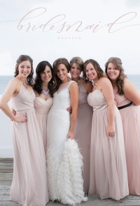 Beautiful Bridesmaid Dresses | Midway Media