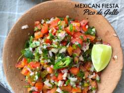 Perfect You Cannot Say Or Even Type This Word Without Your Mouth Effect This Incredibly Condiment That Is Integral Tomexican Pico De Gallo Vegetarian Mexican Recipes Saffron Trail