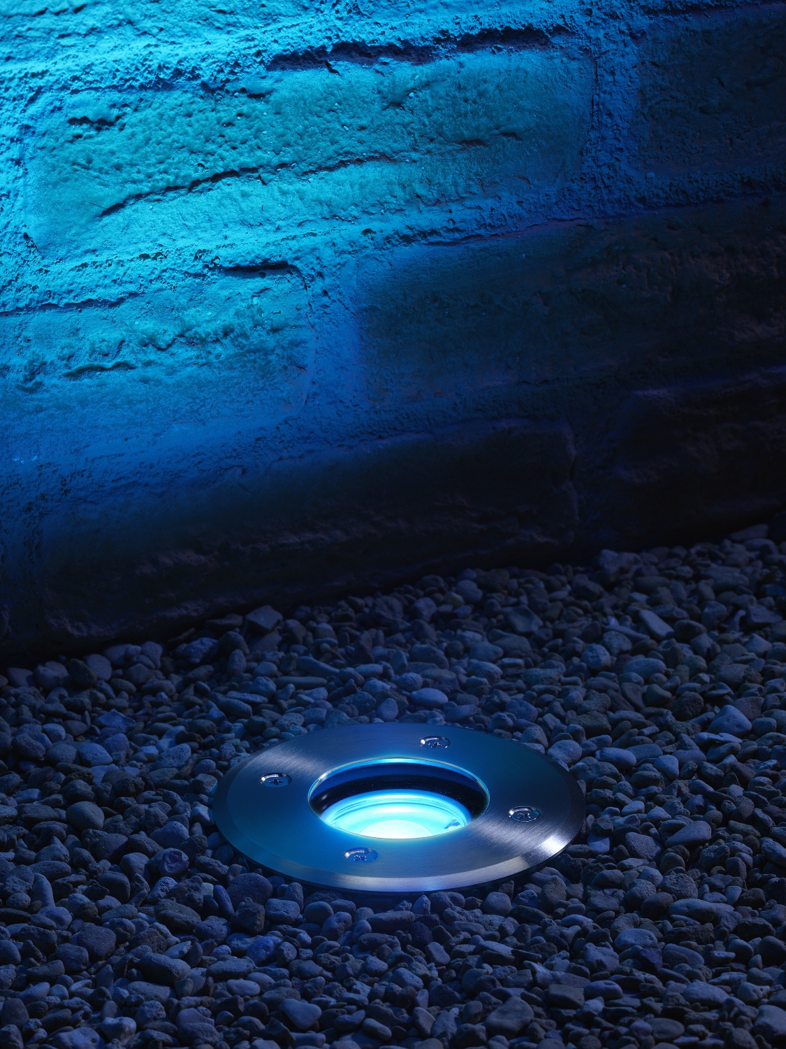 Motion Sensor Outdoor Wall Light Auraglow Remote Control Colour Changing Outdoor Garden