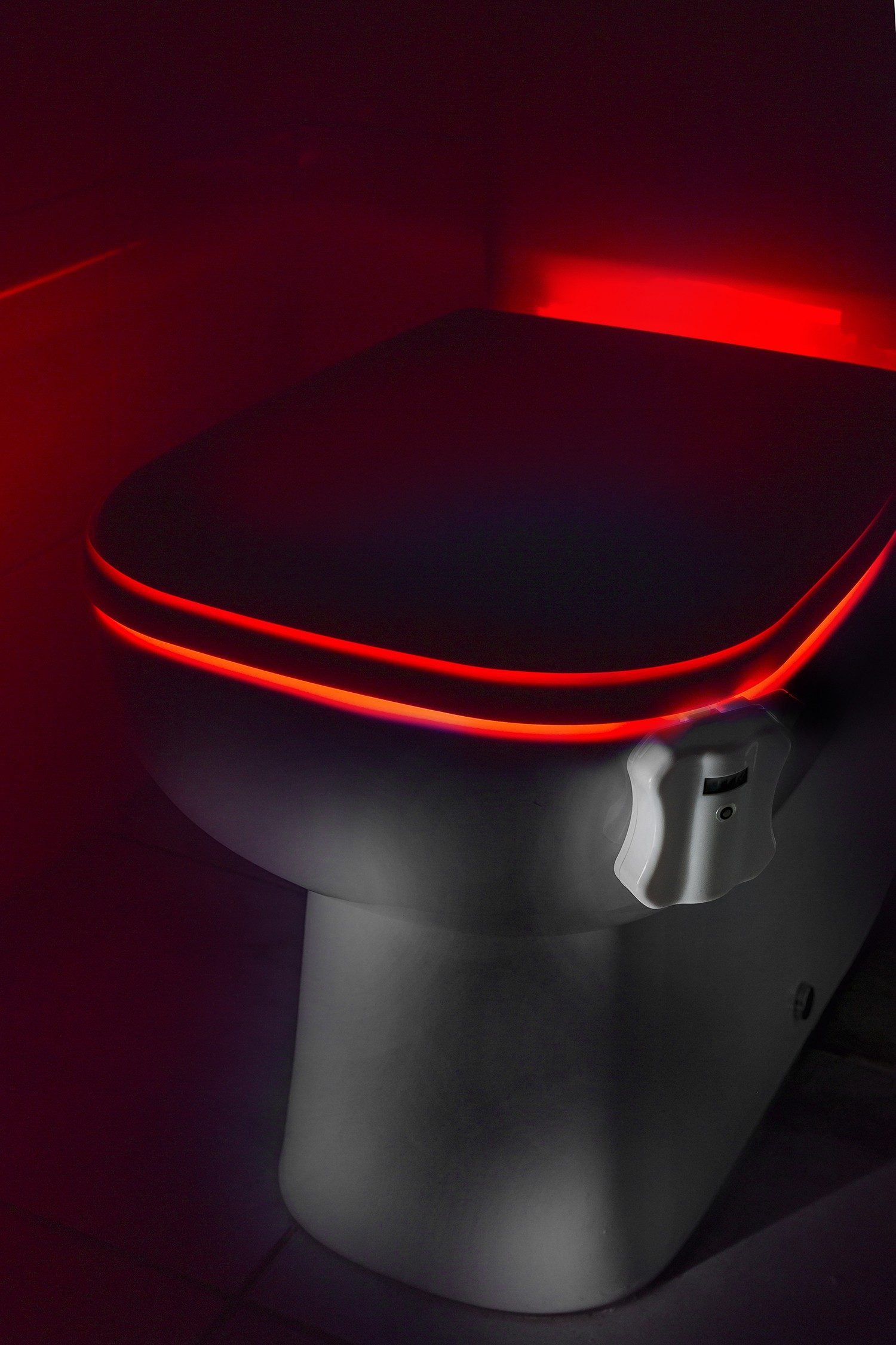 Lamp And Nightlight Auraglow Led Motion Activated Toilet Bowl Night Light