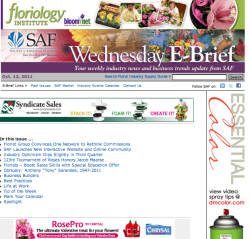 SAF Wednesday E-Brief