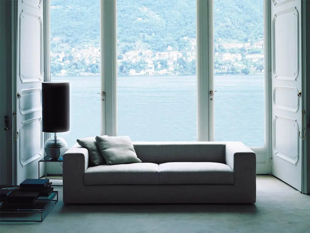 Living Divani The Wall Sofa Living Divani Outlet By Piero Lissoni Discover More On Sag80 Blog