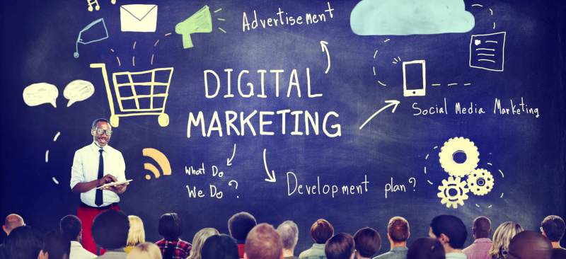 What is the Digital Marketing?