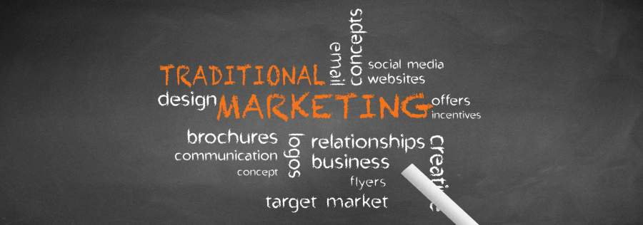 What is Traditional Marketing?