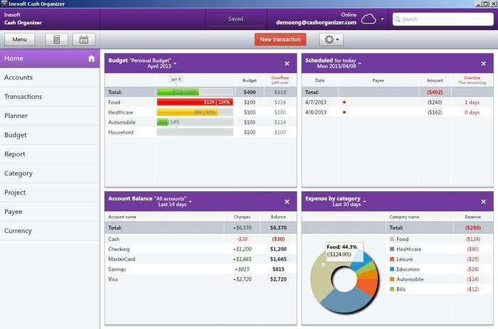 Personal finance software freeware Personal Financial Planning and
