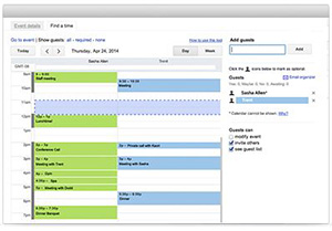 How To Stay Organized With Google Calendar Mashable Google Apps For Work And Sage One