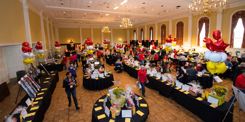 Silent Auction - University of Maryland Family Weekend 2018
