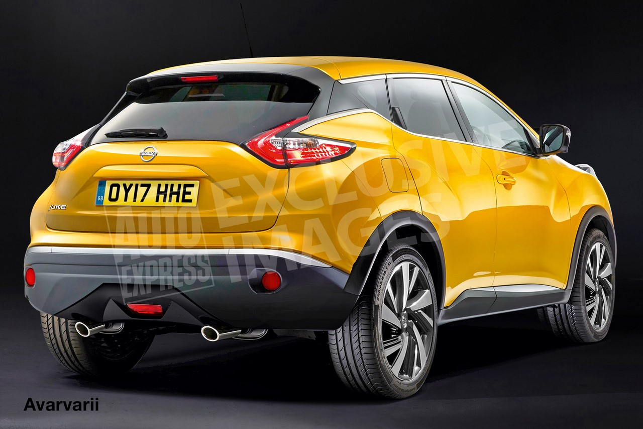 New Nissan Juke Nissan To Offer Next Gen Juke With A 1l Turbo Petrol Engine