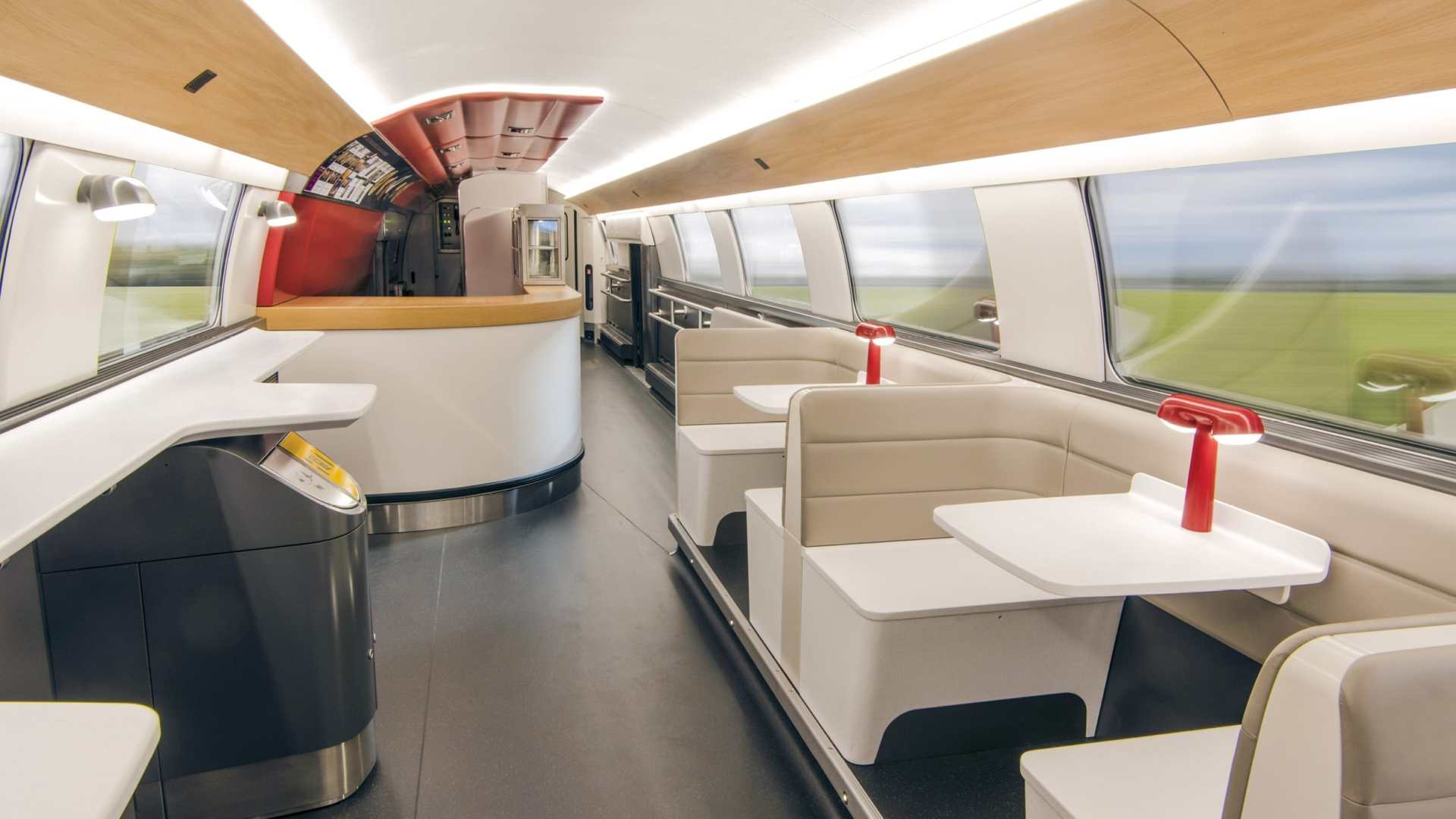 Design Interieur Tgv Tgv Locéane Saguez And Partners