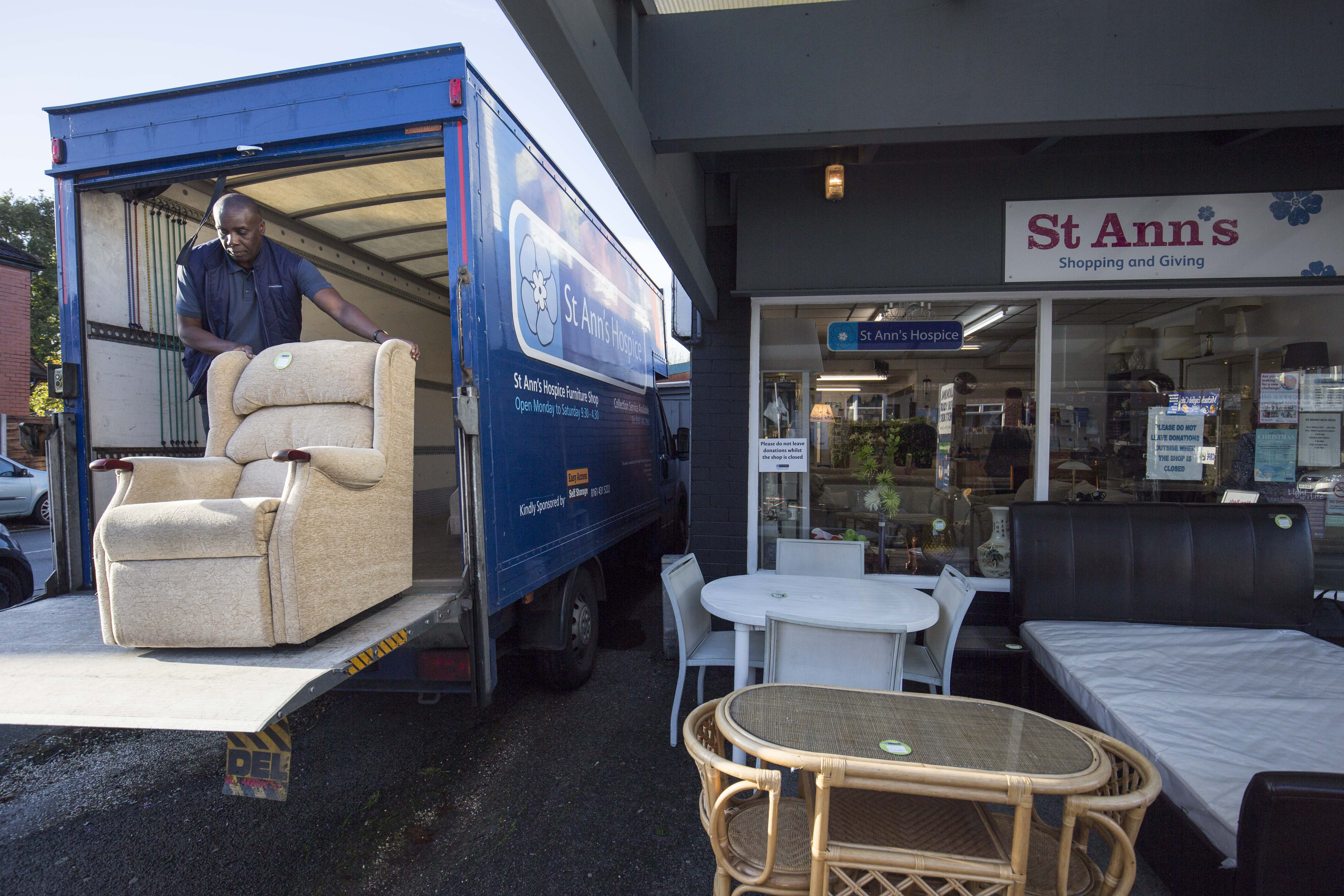 Free Furniture Collection St Ann S Hospice