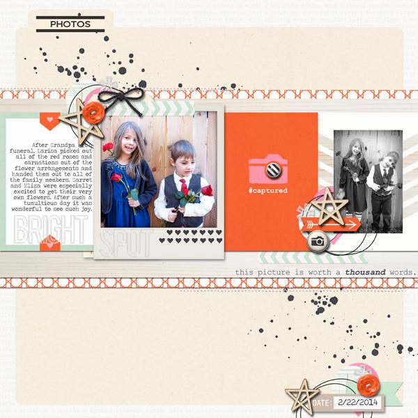 Worth A Thousand Words (Journal Cards) Sahlin Studio Digital