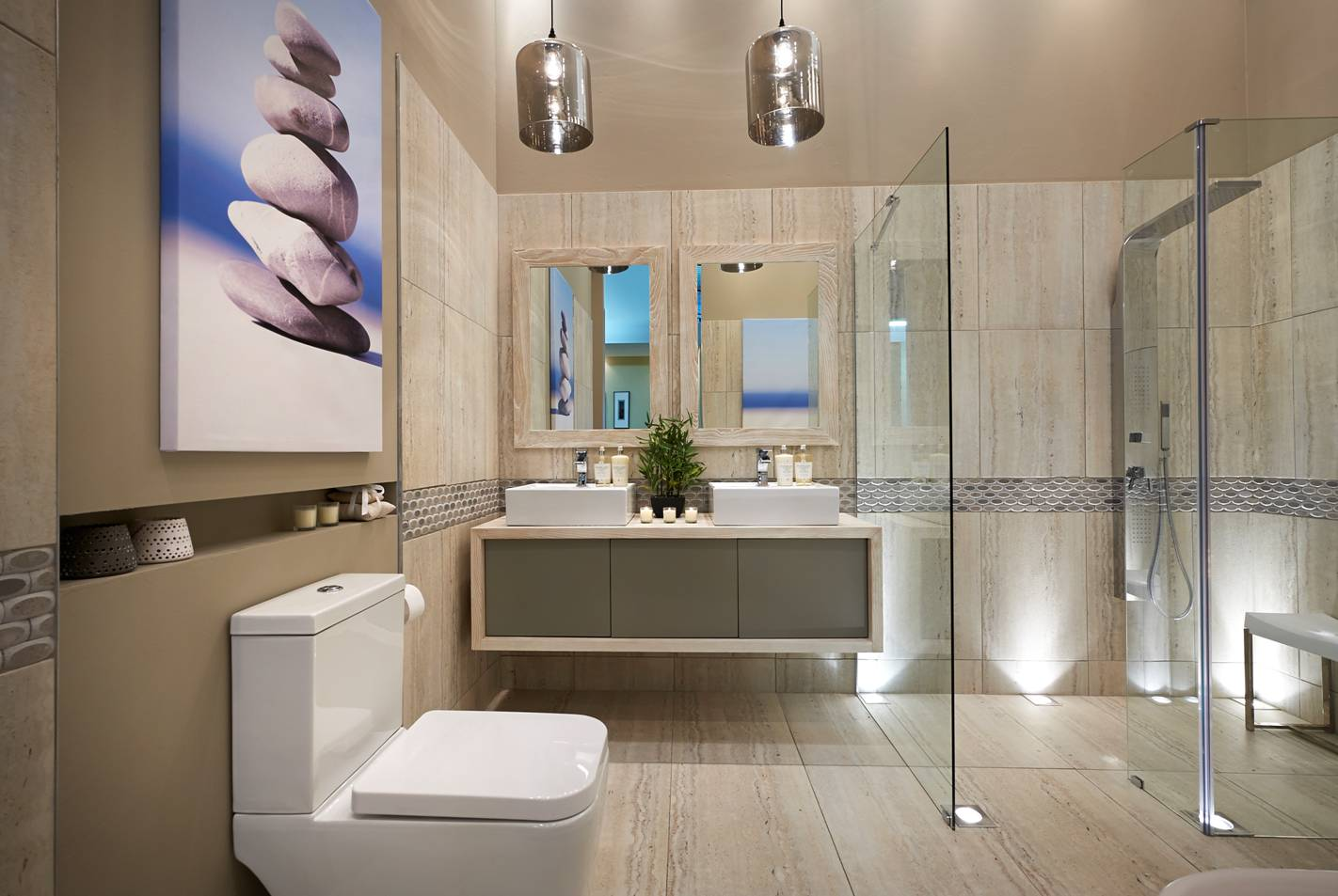 Normales Badezimmer Top Design Tips For Family Bathrooms