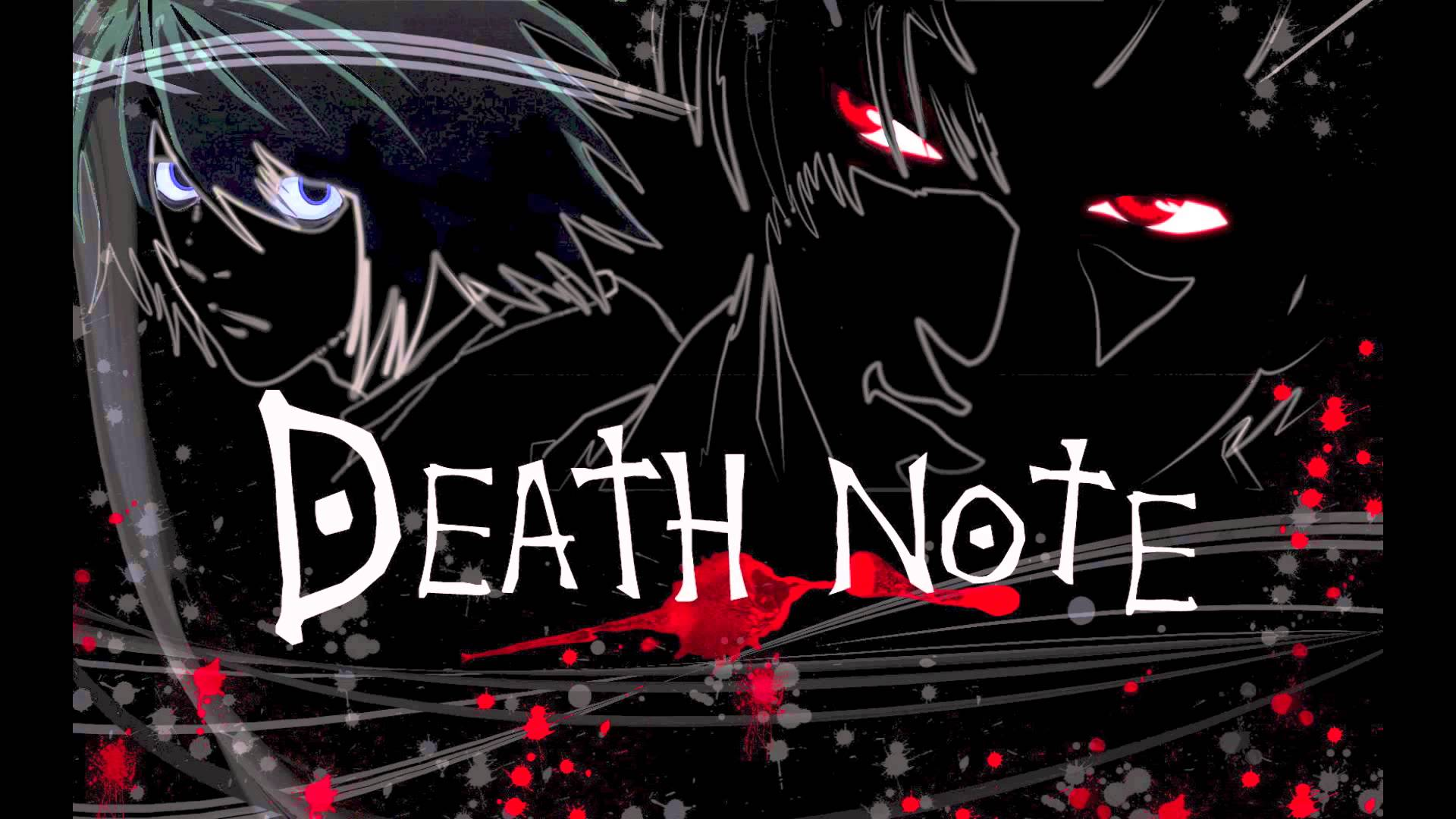 Hd Quotes Wallpapers About Life Death Note My First Experience With Anime Sai