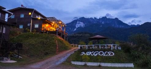 Nikgold Garden Resort, Kundasang