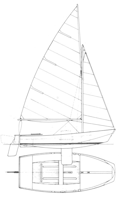 SailboatData - MIRROR DINGHY (INT) Sailboat