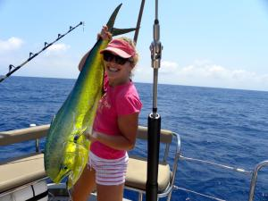 catch of the day or even of the year audreys mahi mahi