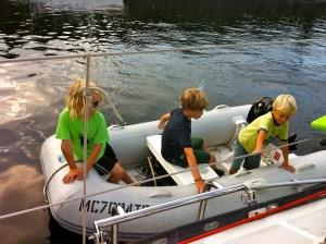 Lake Champlain Sailing