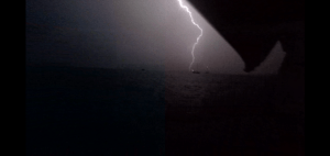 What is it Like to Anchor in a 50 Knot Storm With Kids
