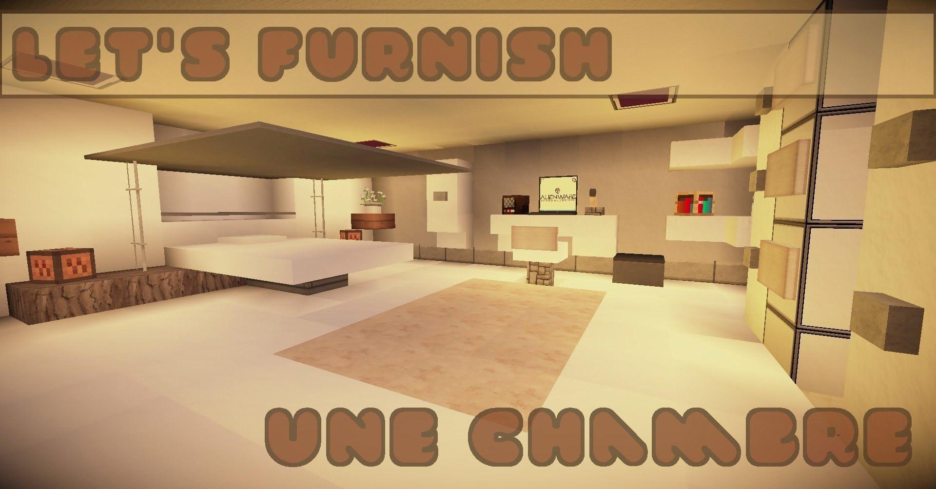 Minecraft Chambre | Making Real World Minecraft From Ikea Storage ...