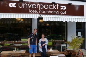 Unverpackt Kiel with Marie Delaperrière