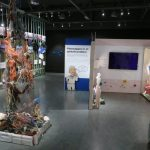 Plastic exhibtion at the maritime museum