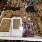Creative with cork: smartphone covers and wallets
