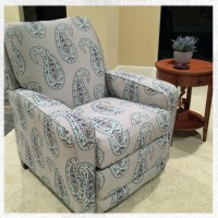 How to Recover a Recliner Seat Cushion | Do-It-Yourself ...