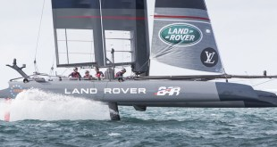 Land Rover 'Game-Changing' Artificial Intelligence Will Help Sir Ben Ainslie Make History?