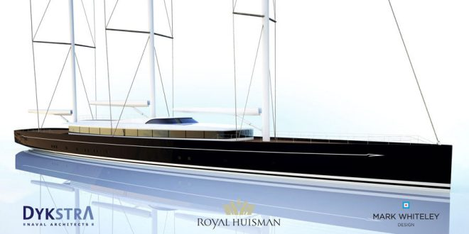 """Build me my Dream"": discover the new Royal Huysman project"