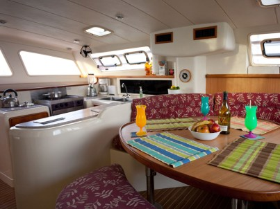 Galley-and-Dining