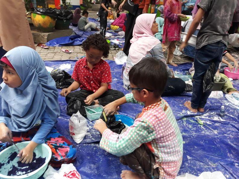 sekolah dasar islam ramah anak