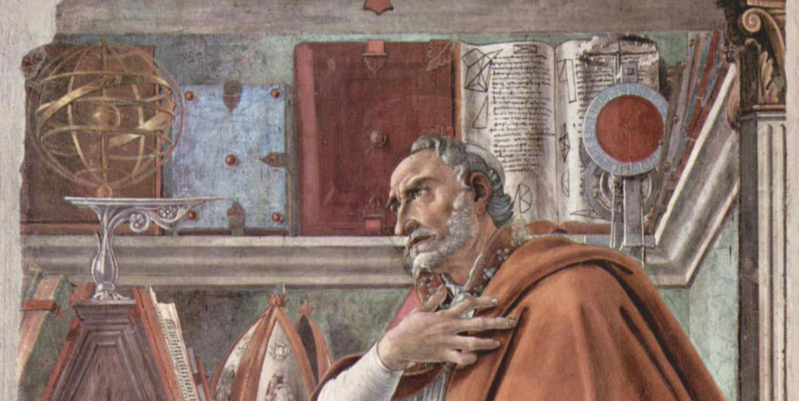 An Overview Of Saint Augustine The City Of God In Early