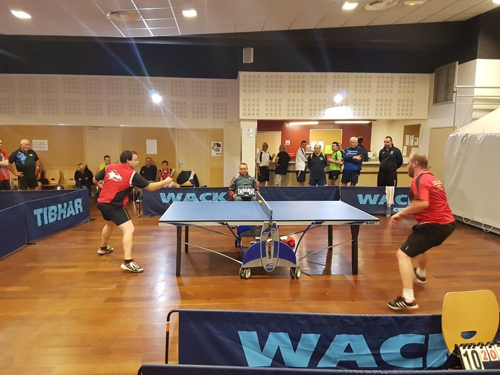 Wack Sport Tennis De Table Saint Fort Tennis De Table