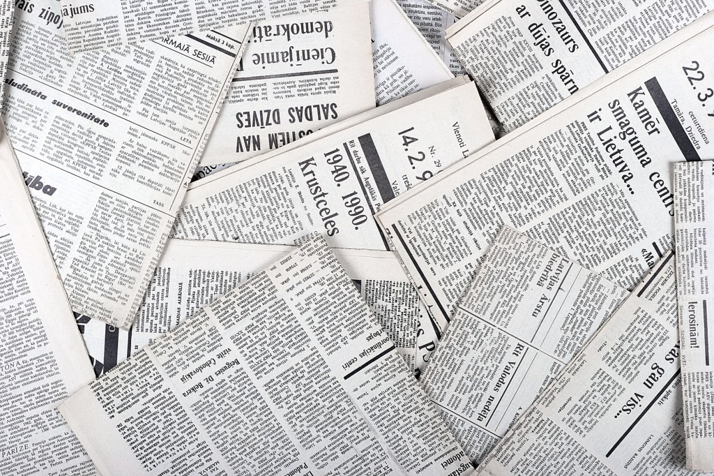 Hurricane demonstrated need to end newspapers\u0027 monopoly on public