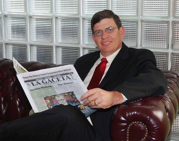 Tampa Bay Times purchases main competitor, the Tampa Tribune