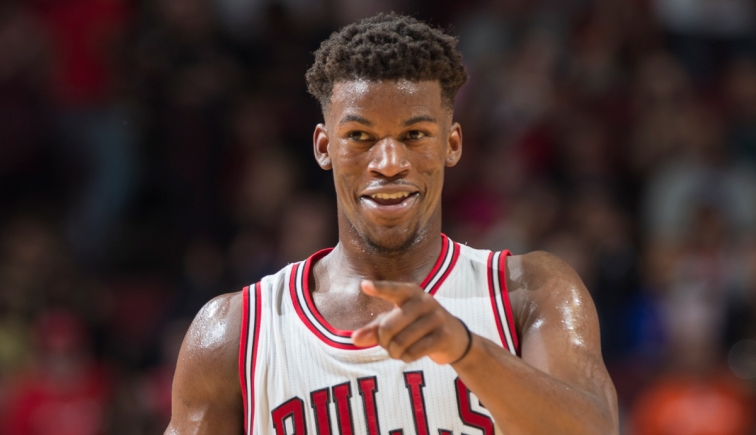 Butler, Bulls rout Magic 112-80