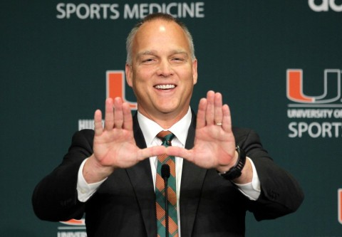 While waiting for Kaaya, Miami back on recruiting road