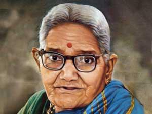 Photo of Easwaramma - Mother of Sathya Sai Baba