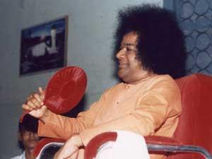 Photo of Sri Sathya Sai Baba