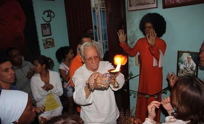 Mahashivaratri celebration in Cuba