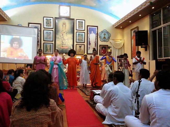 Guru Purnima Celebrations in Indonesia