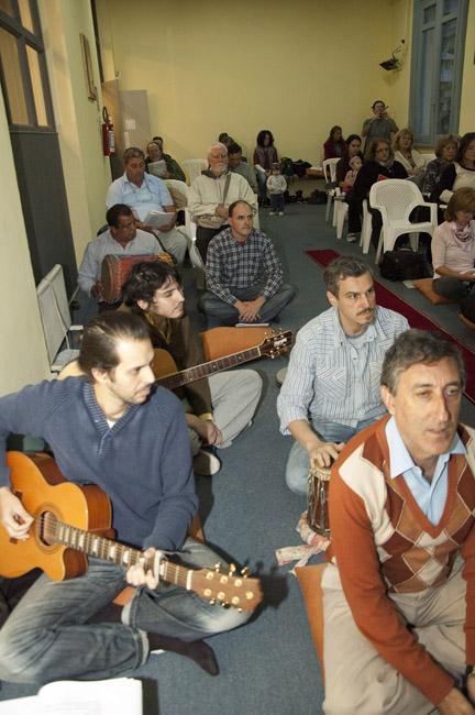 Uruguay 27 Apr 2014 Celebrations Men