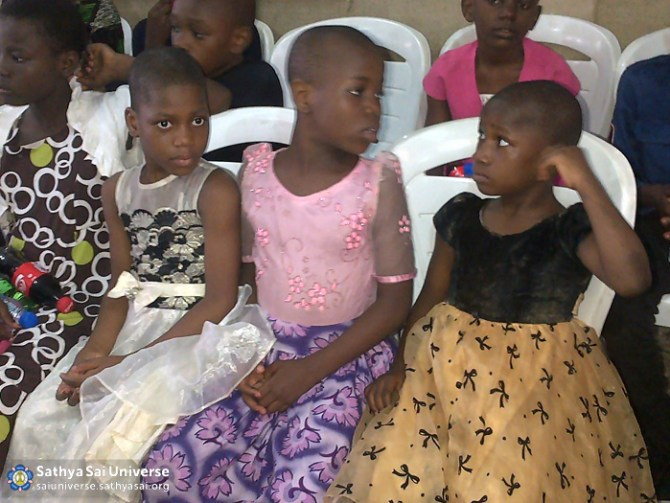 Children's programme, Nigeria