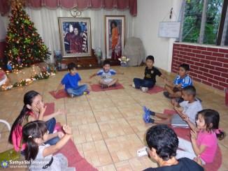 Human Values Classes For Children In Santa Tecla