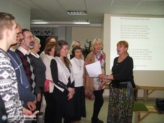 Lithuania Sarva Dharma Choir