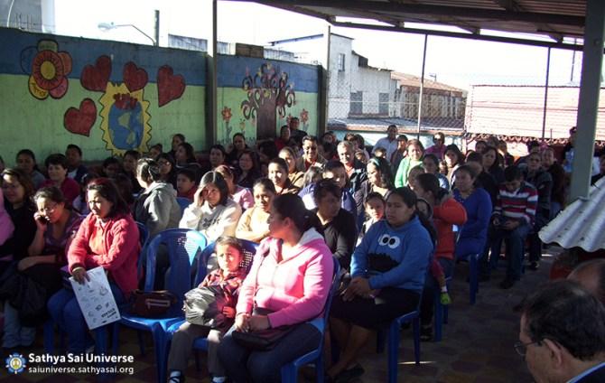 Sai School Parents Meeting