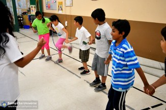 Summer Camp Canada Hula Hoop