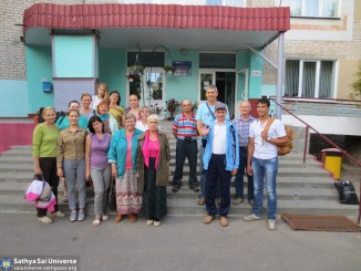 Z8 Belarus National volunteer camp in Baranovichi district 5